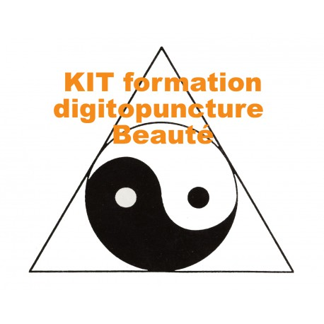 Kit formation digitopuncture Beauté